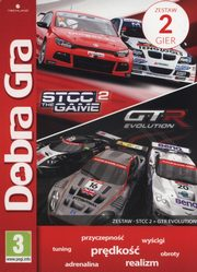 GTR Evolution + STCC 2,