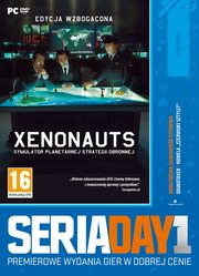 Gra PC Seria Day1: Xenonauts,
