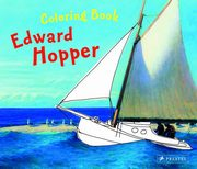 Coloring Book: Edward Hopper, Kutschbach Doris